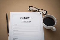 avonresumes resume information, Coffee cup, black pencil an